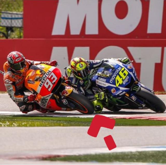 Marquez Rossi duel assen