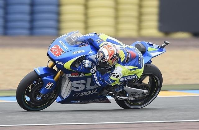 Maverick Vinales motoGP suzuki