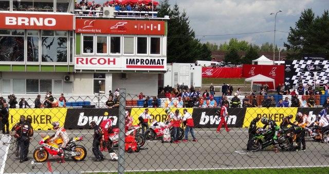 Moto GP Brno Ceko