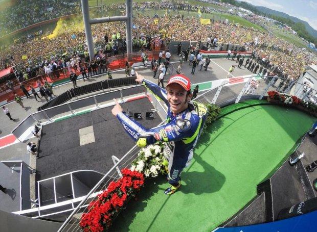MotoGP Mugello Rossi