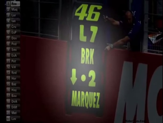Valentino Rossi BRK