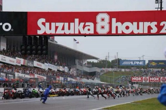Suzuka 8 Hours 2015