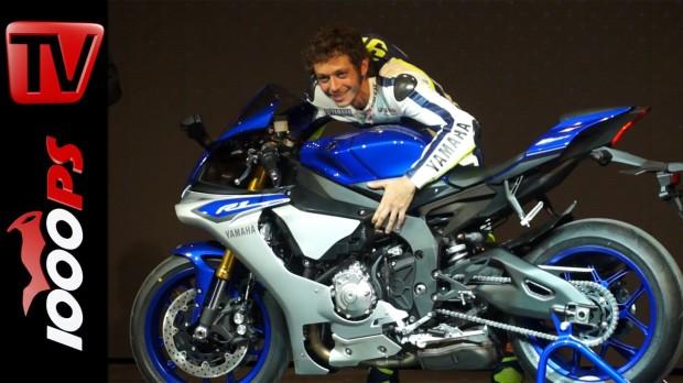 Valentino Rossi R1