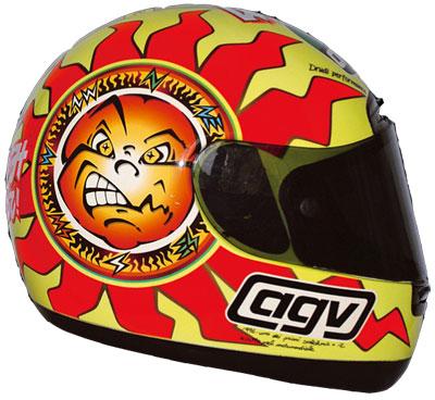 1996-rossi helmet agv