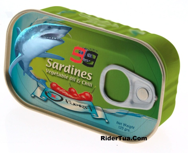 Jorge Lorenzo sardine