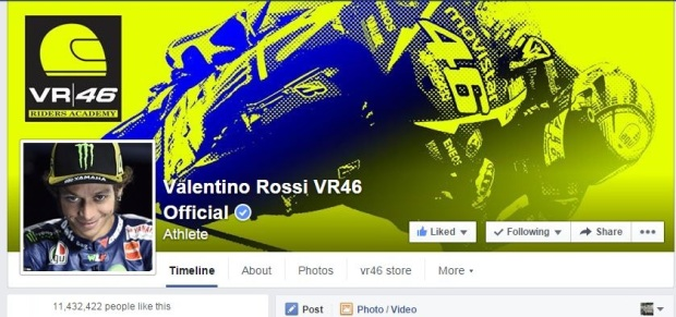 Rossi page