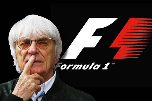 Bernie Ecclestone-F1