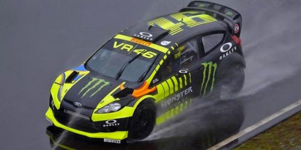Monza Rossi rally