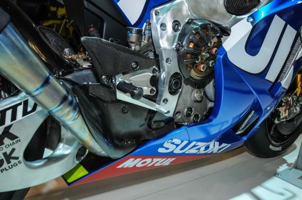 Suzuki-MotoGP-gearbox