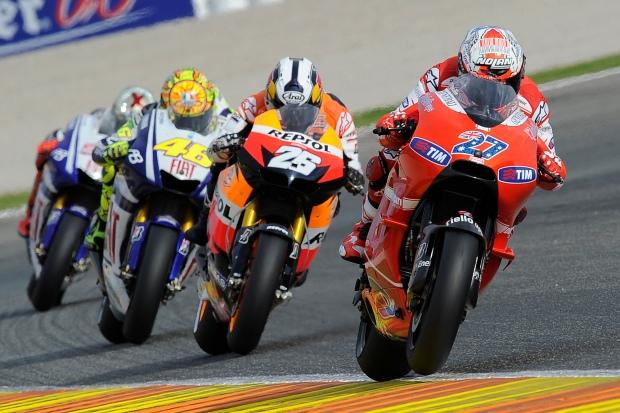 Ducati Casey stoner