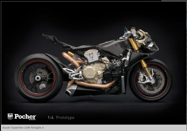 Ducati Panigale 1299 Superquadro 1