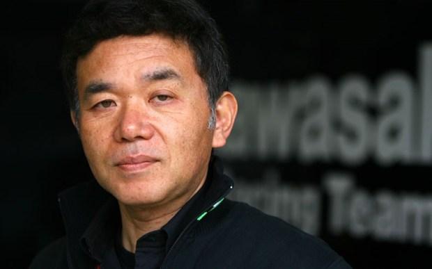 Ichiro Yoda kawasaki
