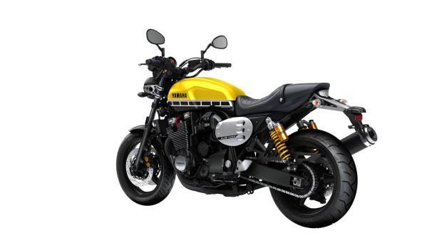 2016 Yamaha xjr1300 Livery Spesial 60th Anniversary
