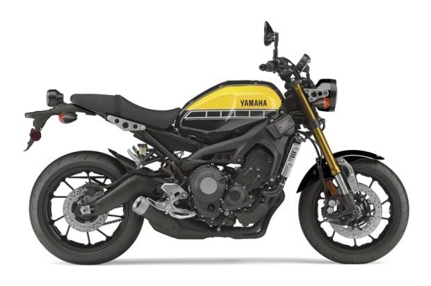 2016 Yamaha XSR900-1