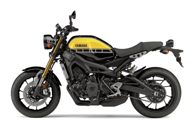 2016 Yamaha XSR900-2