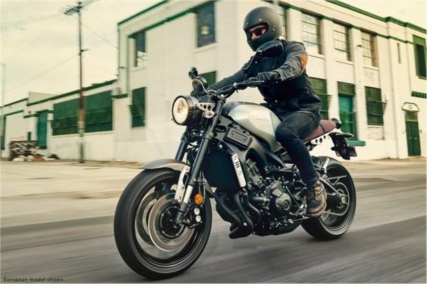 2016 Yamaha XSR900-5