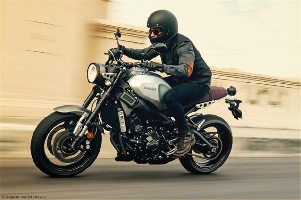 2016 Yamaha XSR900-6