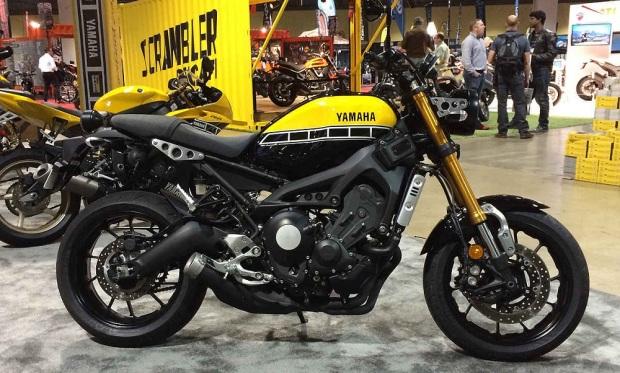2016 Yamaha XSR900-7