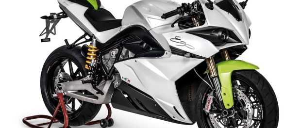 Energica EGOs sportbike electric