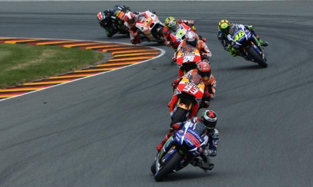 Gambar Unik MotoGP-1
