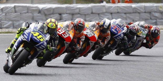 Gambar Unik MotoGP-2