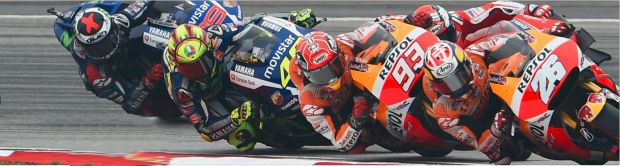 Gambar Unik MotoGP