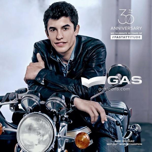 Gas-Jeans Marc Marquez