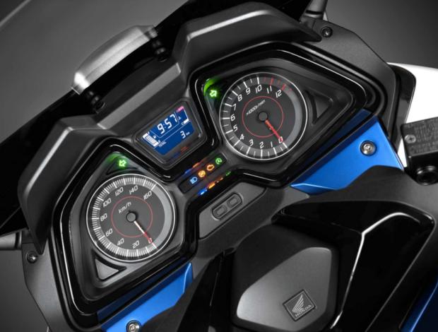 honda Forza panel instrument spidometer