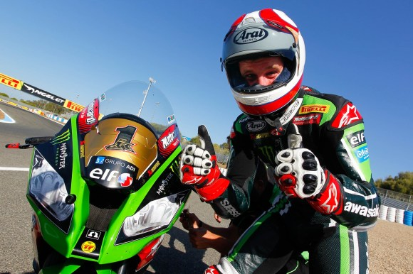 Jonathan Rea World Superbike
