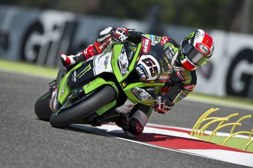 Jonathan Rea World Superbike