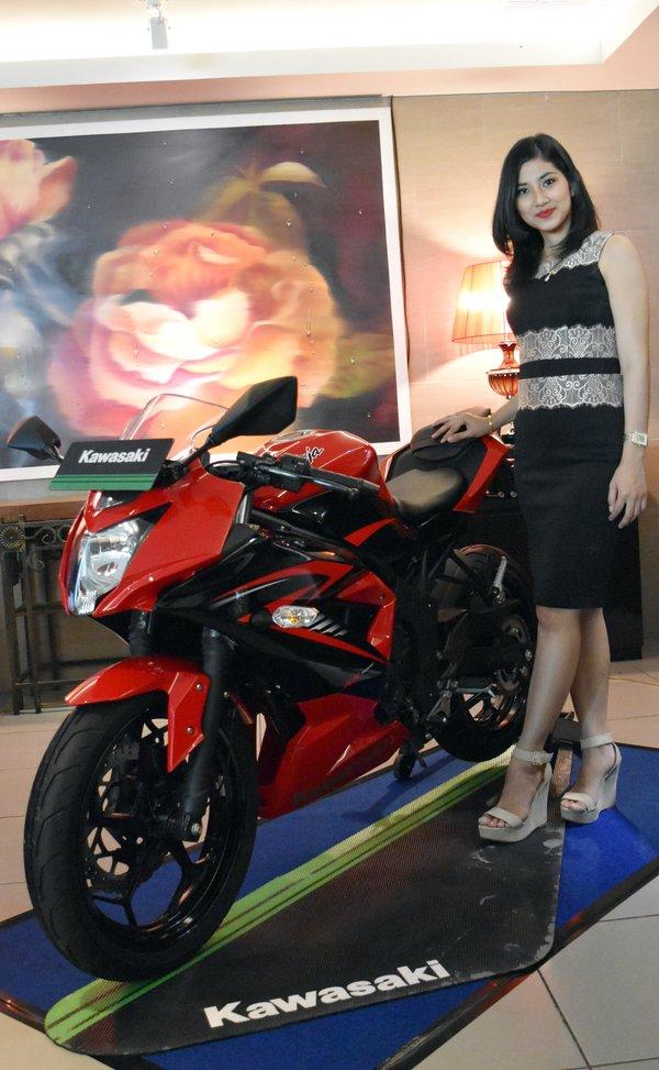 Kawasaki Cantik