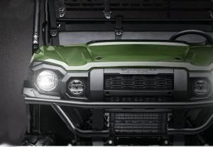 Kawasaki Mule Pro FXT front