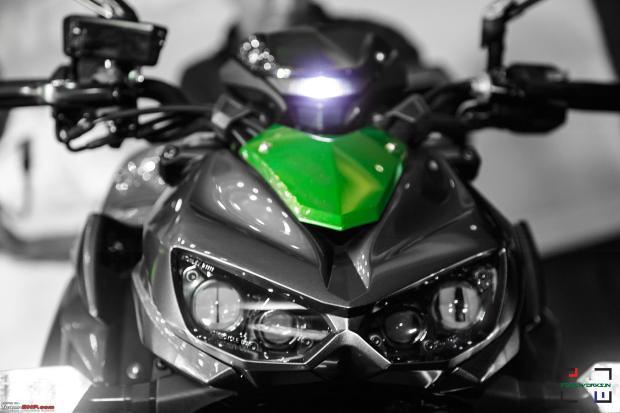 Sugomi Z800 dan Z1000 Kawasaki