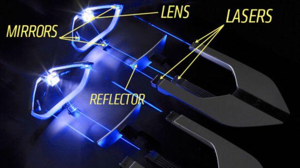 Teknologi bmw-laser-headlight-k1600gtl-concept