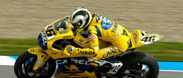 Valentino Rossi Camel Yamaha