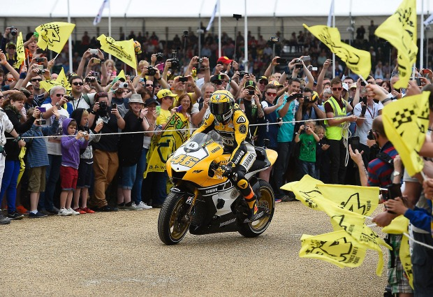 vr46_goodwood Valentino Rossi Livery Spesial 60th Anniversary