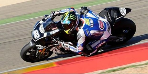 Yamaha WSBK Alex Lowes 22