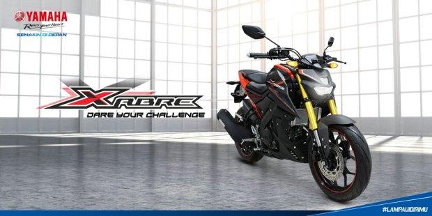 Yamaha Xabre bukan lembek tapi tajam