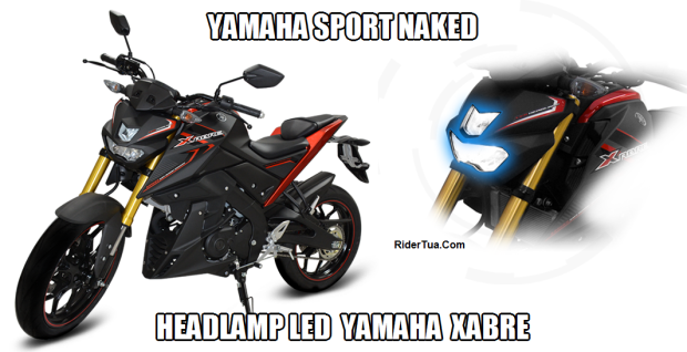 YAMAHA XABRE HEAD LAMP