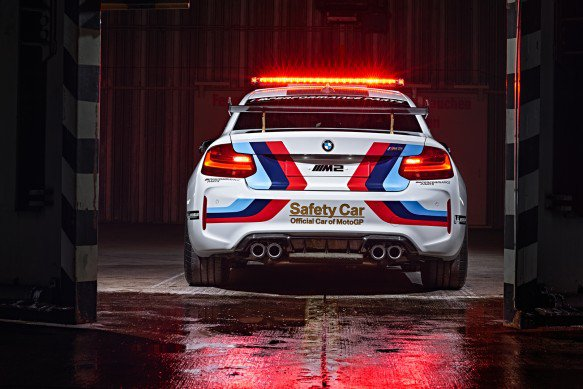BMW MotoGP Safety Car