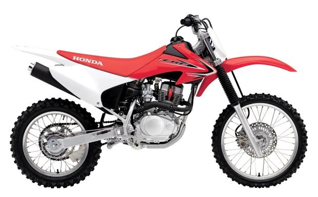 2014 Honda CRF150F.