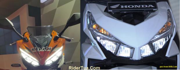 Honda vario Cbr 150