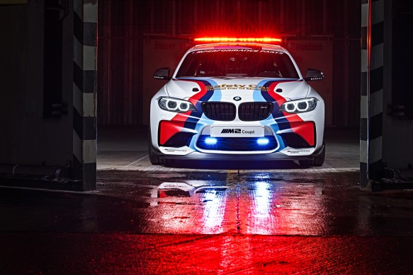 motoGP Safety Car 2016