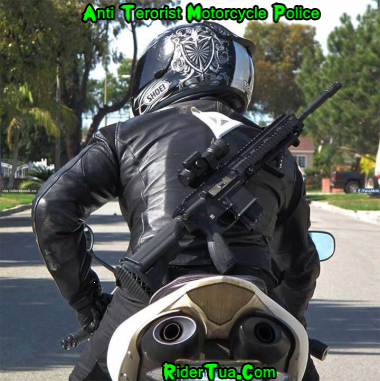 Polisi Anti Teroris