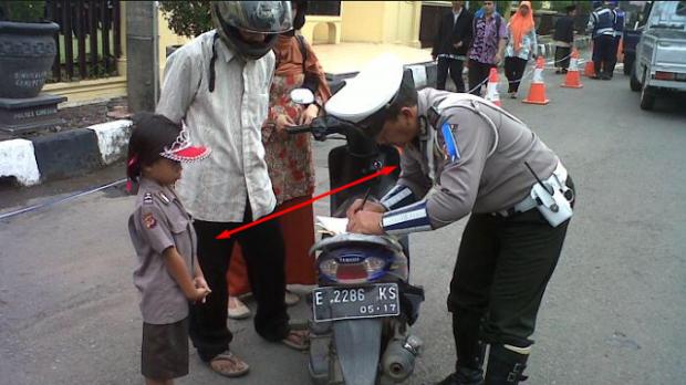 Polisi cirebon