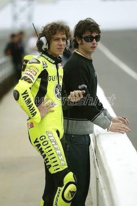 Rossi Muda daya tarik