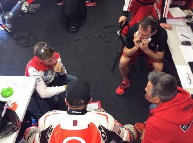 Stoner Ducati scott redding