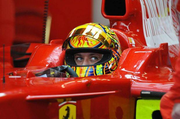 Valentino Rossi Ferrari