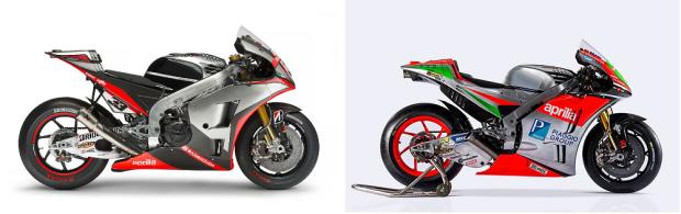 Aprilia RS GP 2015-2016