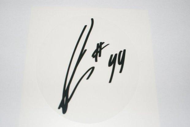 Jorge Lorenzo Signature